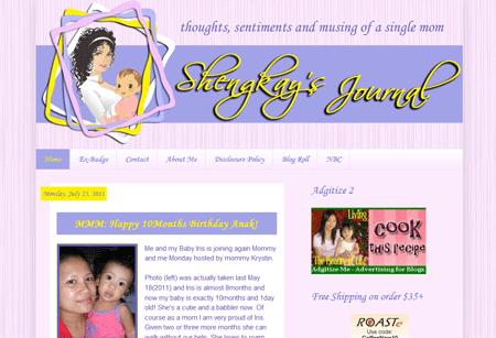 shengkay's journal