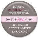Techie She Lucky Blogger Weekly Giveaways: Week 9