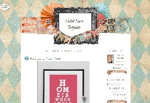 Free Blogger Templates from The Cutest Blog on the Blog