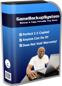 game backup system software
