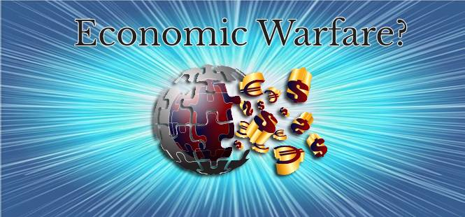 Patrick Bryne's Viewpoints on Economic Warfare
