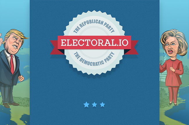 The Electoral.io online game